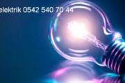 Kılınçarslan Mahallesi Elektrikçi Telefonu 05425407044
